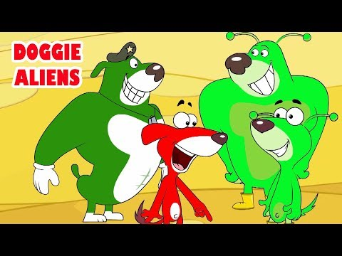 Rat-A-Tat |'Doggie Aliens Out At Space Full Cartoon Episodes'| Chotoonz Kids Funny Cartoon Videos --