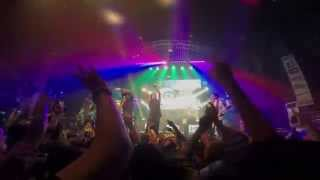 Koil and /rif party party party at Liquid yogyakarta 2014