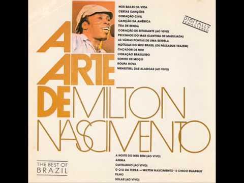 NOS BAILES DA VIDA  Milton Nascimento