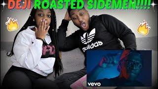 Deji - Sidemen Diss Track (Official Music Video) REACTION!!!!
