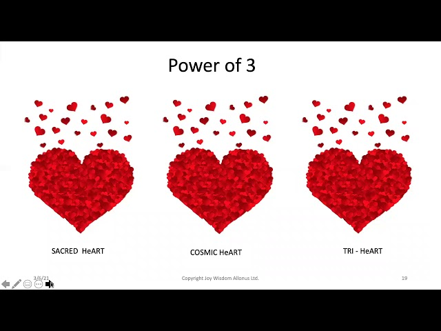 Allonus LiGHt Healing - Power of 3
