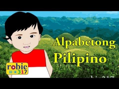 Alpabetong Pilipino - Alphabet song