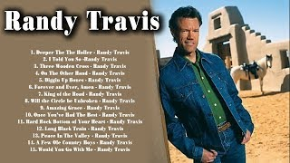 Randy Travis Greatest Hits Classic Country Songs - Best of Randy Travis Songs Playlist Collection