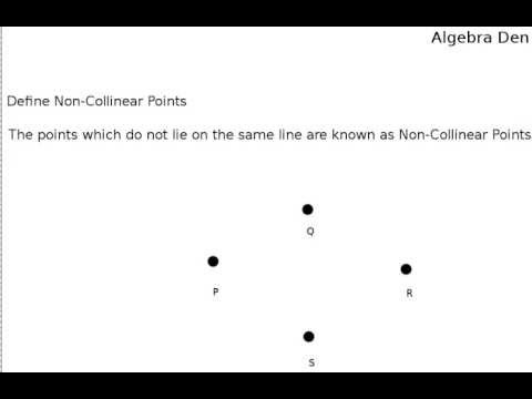 collinear definition with Watch on Intro pts lines planes as well Collinear additionally Watch moreover 5781412 likewise Voronoi 20diagrams.
