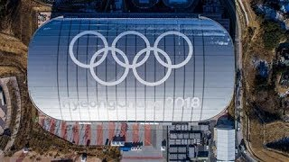 Pyeongchang Winter Olympics: A Drone's View
