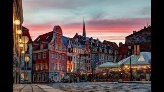 Вильнюс. Очередная столица в моём трипе по Европе