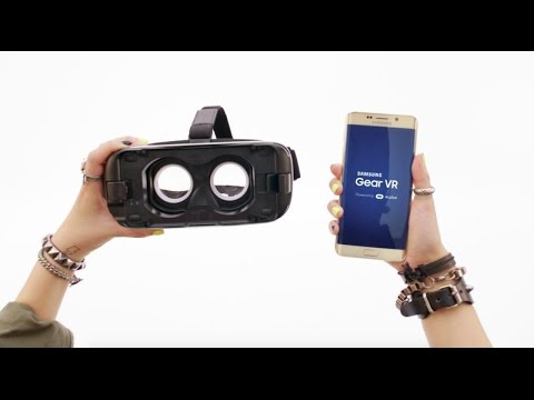 Samsung Virtual Reality Headset (Gear VR)