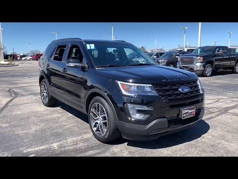 2017 Ford Explorer Dublin, Powell, Hilliard, Columbus, Westerville, OH 18TR929A