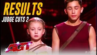 Judge Cuts 2 SHOCKING Results: Do You Agree With The Judges? | America's Got Talent 2019