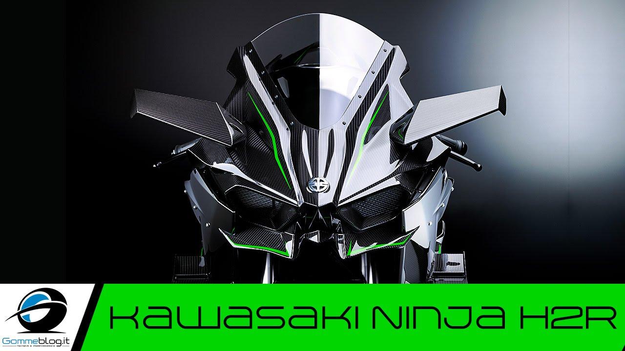 kawasaki ninja h2r supercharged the beast youtube. Black Bedroom Furniture Sets. Home Design Ideas