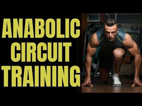 Best Cardio For Men Over 40 (Anabolic Circuit Training!)