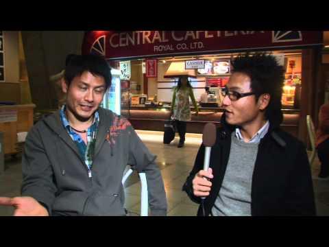 The Dai and Taro Show Episode 3 - Tokyo Auto Salon 2011