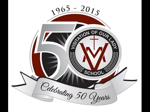 Happy 50th Anniversary Visitation of Our Lady School! #Happy50thVOL