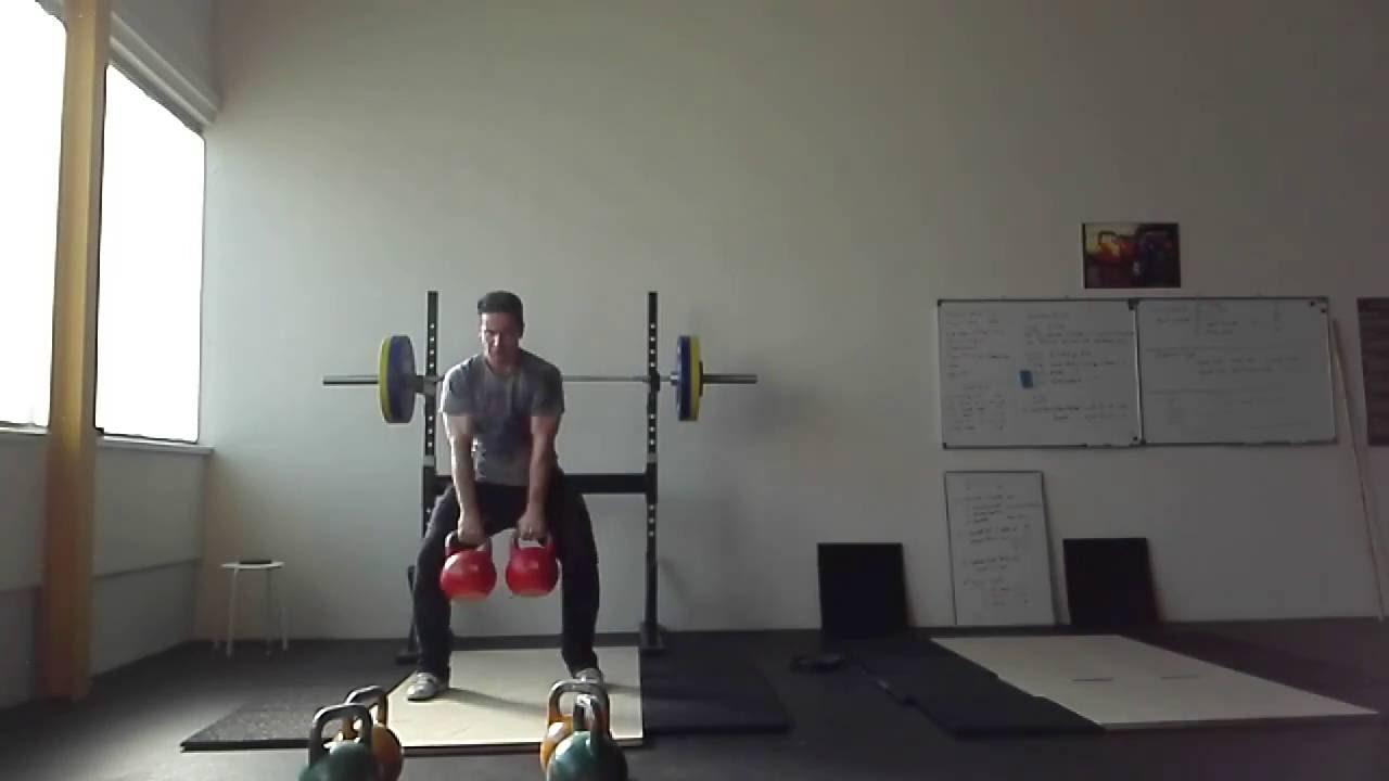 Clean Cycle - Olympisches Gewichtheben