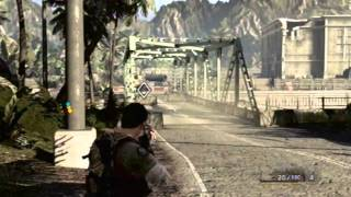 socom 4 gameplay