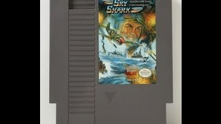 Sky Shark NES Gameplay