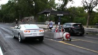 2010 Mazdaspeed 3 vs. 2011 Camaro