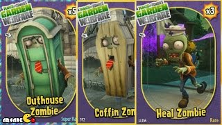 Plants Vs Zombies Garden Warfare: The Outhouse Zombies Army