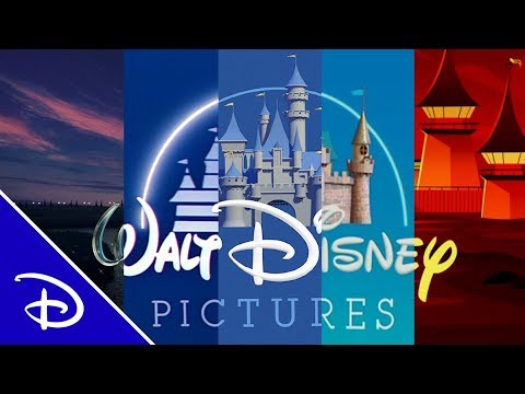 Disney Castle Openings from 45 Films | Disney