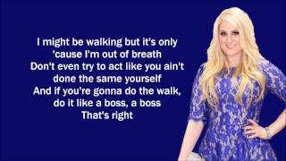 Meghan Trainor - Walkashame Lyric Video