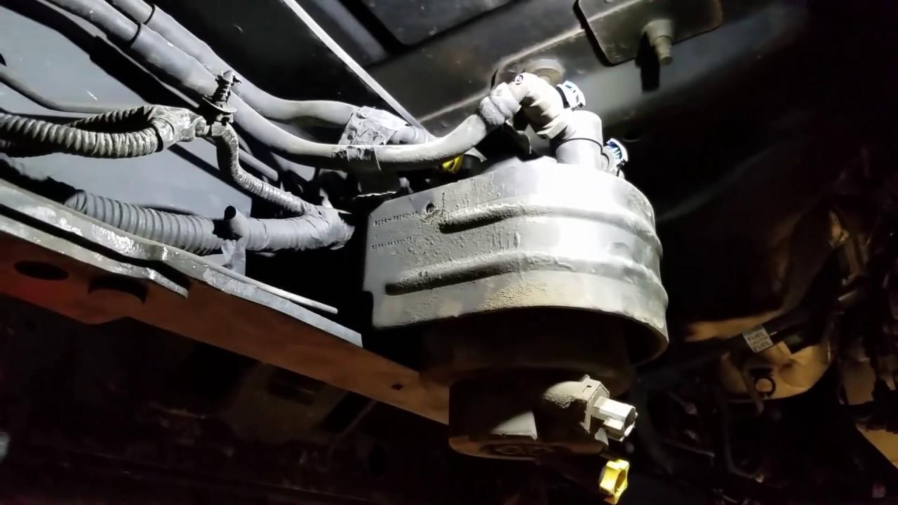 6 7 Fuel Pump 11 To 16 Powerstroke Youtube