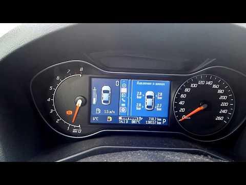 Датчики давления шин. Mondeo Ford Convers+