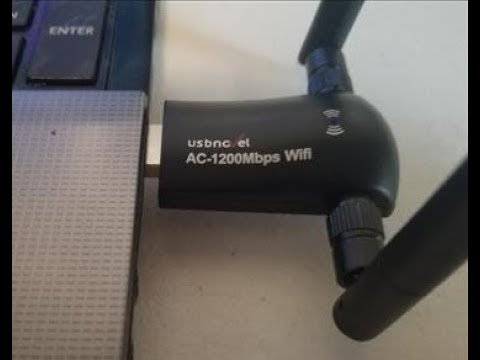 Review: USBNOVEL 1200Mbps USB WiFi Adapter USB 3.0 With Dual Antennas