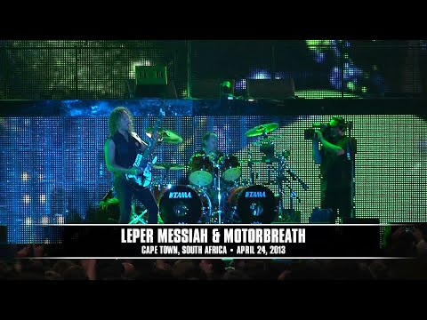 Metallica: Leper Messiah & Motorbreath (MetOnTour - Cape Town, South Africa - 2013) Thumbnail image
