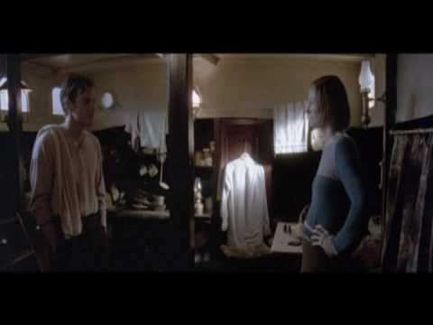 "Ewan McGregor and Tilda Swinton in ""Young Adam"""