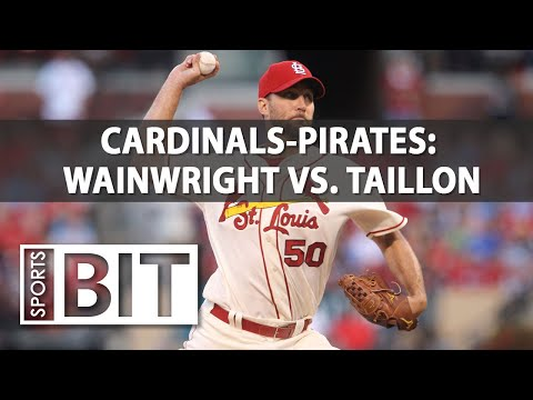 St. Louis Cardinals at Pittsburgh Pirates | Sports BIT | MLB Picks