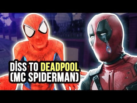 Diss To Deadpool ( Mc Spiderman )