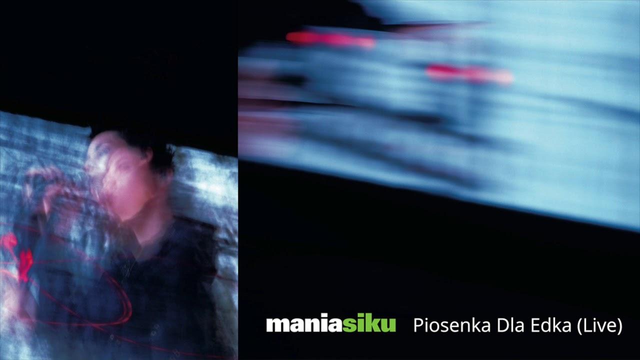 Maria Peszek – Piosenka Dla Edka (Official Live Audio)