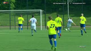 L Liga N'rh  Gr2 Saison 2017 18 SP30 ESC Rellinghausen 06 vs  SV Burgaltendorf 29 4 2018