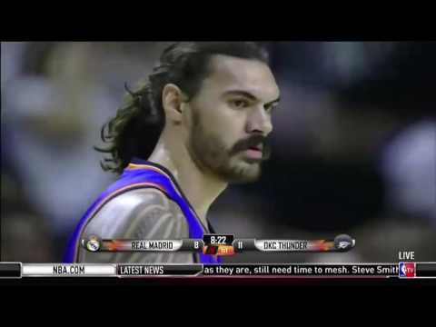 Real Madrid-Oklahoma City Thunder First period Highlights