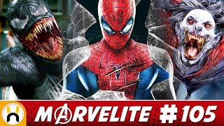 Sony Trying to Bury Spider-Man With Ridiculous Spinoffs | Marvelite #105
