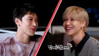 Ten \u0026 Taemin Praising/Complimenting Each Other (Full Compilation)