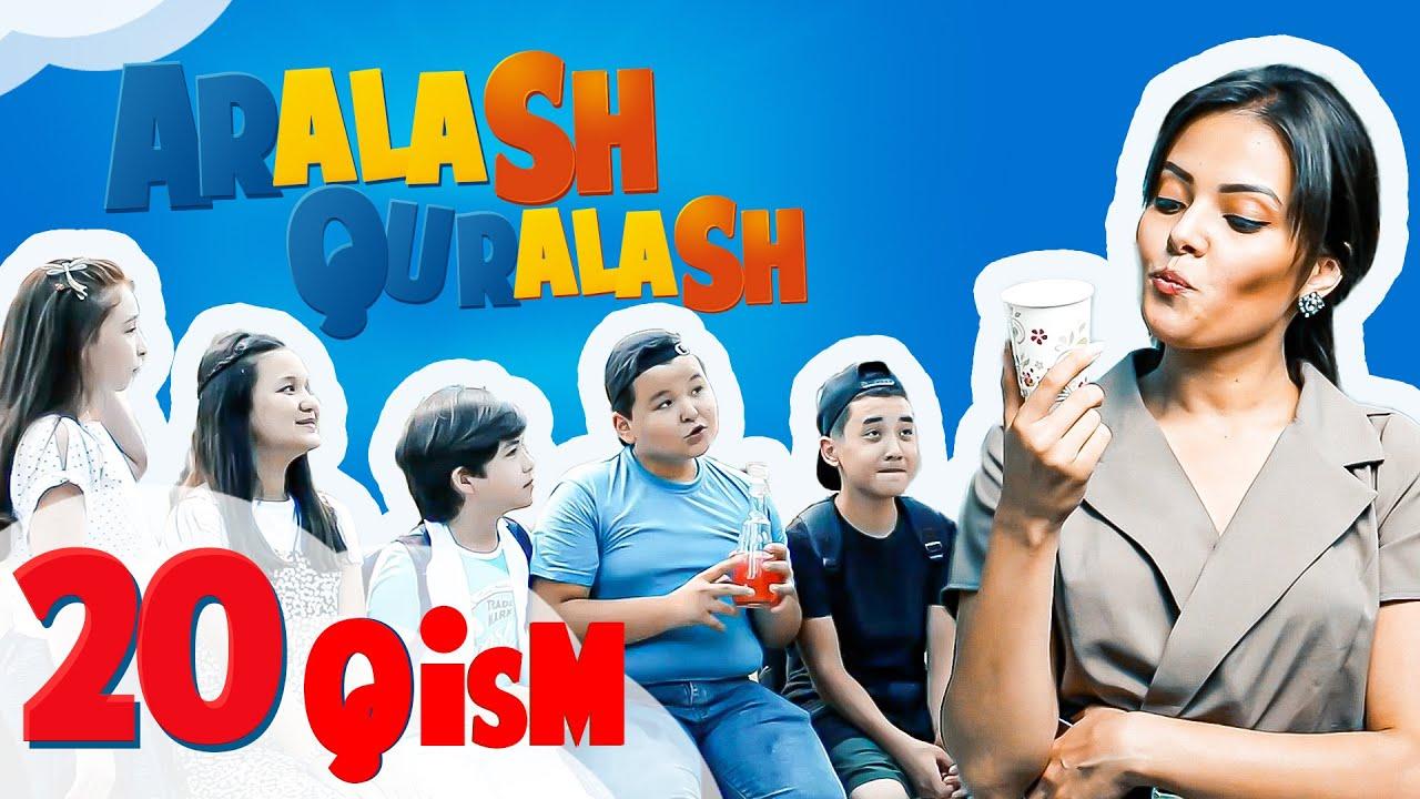 Aralash Quralash / 20 QISM: Sehrli sharbat, , Yaxshi xabar... MyTub.uz TAS-IX