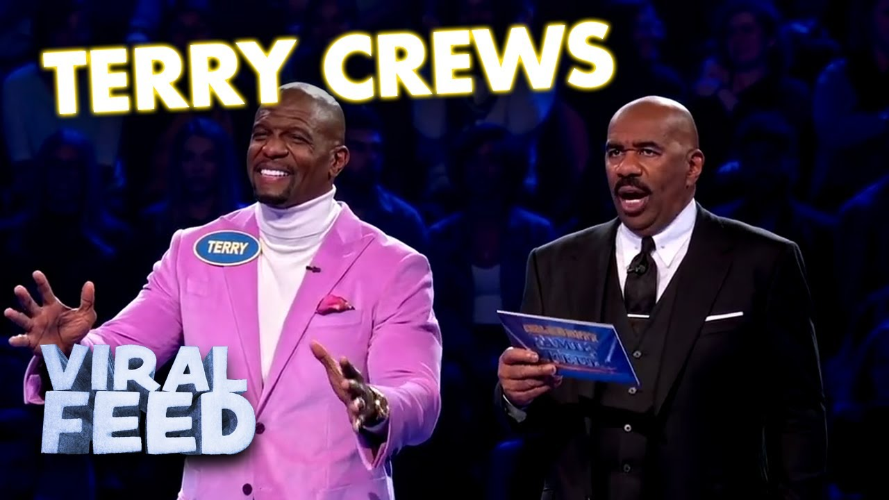 HILARIOUS Actor And Presenter TERRY CREWS Takes On FAST MONEY !! | VIRAL FEED