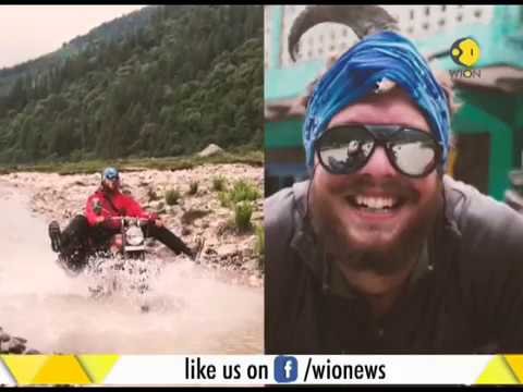 WION Traveller: Tales of travel and adventure with Meraj and Johan
