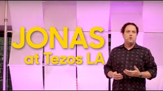Jonas Lamis at Tezos LA — Introduction to the Tezos Community