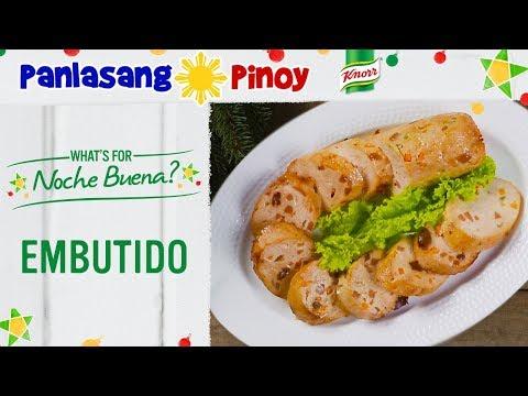 How To Cook Embutido  | How To Make Embutido | Embutido Recipe - Panlasang Pinoy
