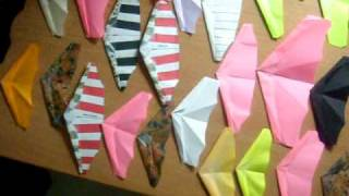 Omniwings Mini Paper Airplane