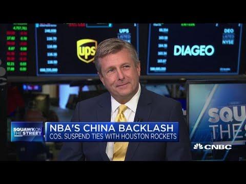 絲毫不用擔心!勇士高管稱NBA在中國地位很高,過半年誰還會記得莫雷這事?-Haters-黑特籃球NBA新聞影音圖片分享社區