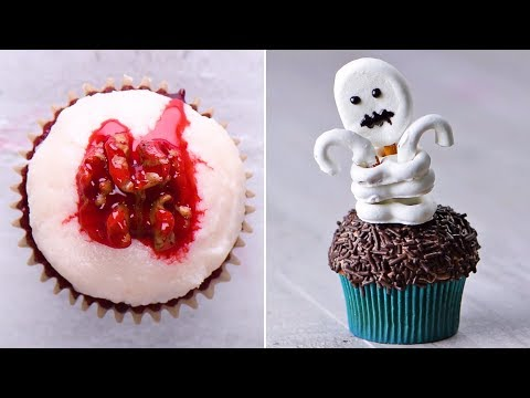 When you need a quick treat, for Halloween, who you gonna call? | Last minute Halloween | SO YUMMY