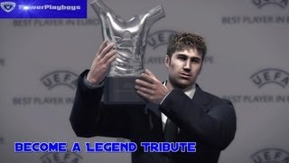 Pro Evolution Soccer 2013 | Become a Legend