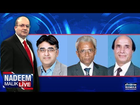 Nadeem Malik Live | SAMAA TV | 08 May 2018
