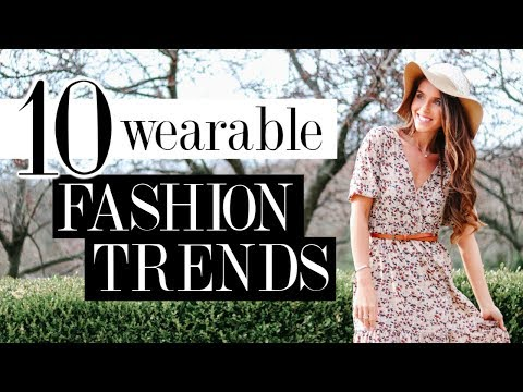 10 Best WEARABLE Fashion Trends for 2019!. http://bit.ly/2GPkyb3
