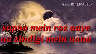 Mere khwab meri khayalo ki raani with lyrics by RTech