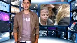Ru-TV о съемках клипа «Ты знала»