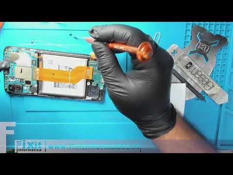 Samsung Galaxy A40 Sostituzione Display e Smontaggio completo - Screen Replacement - Disassembly